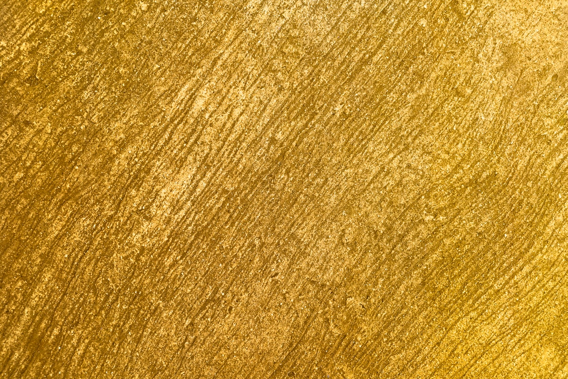 Gold Surface Texture