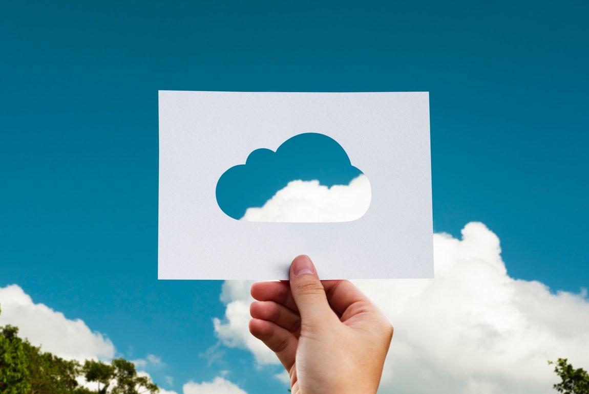 Blue Sky Art Cloud
