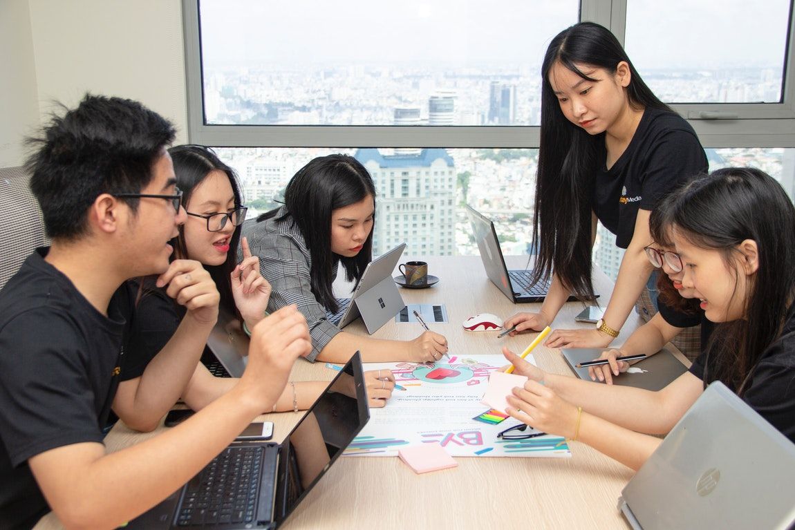 Group Work Collaboration
