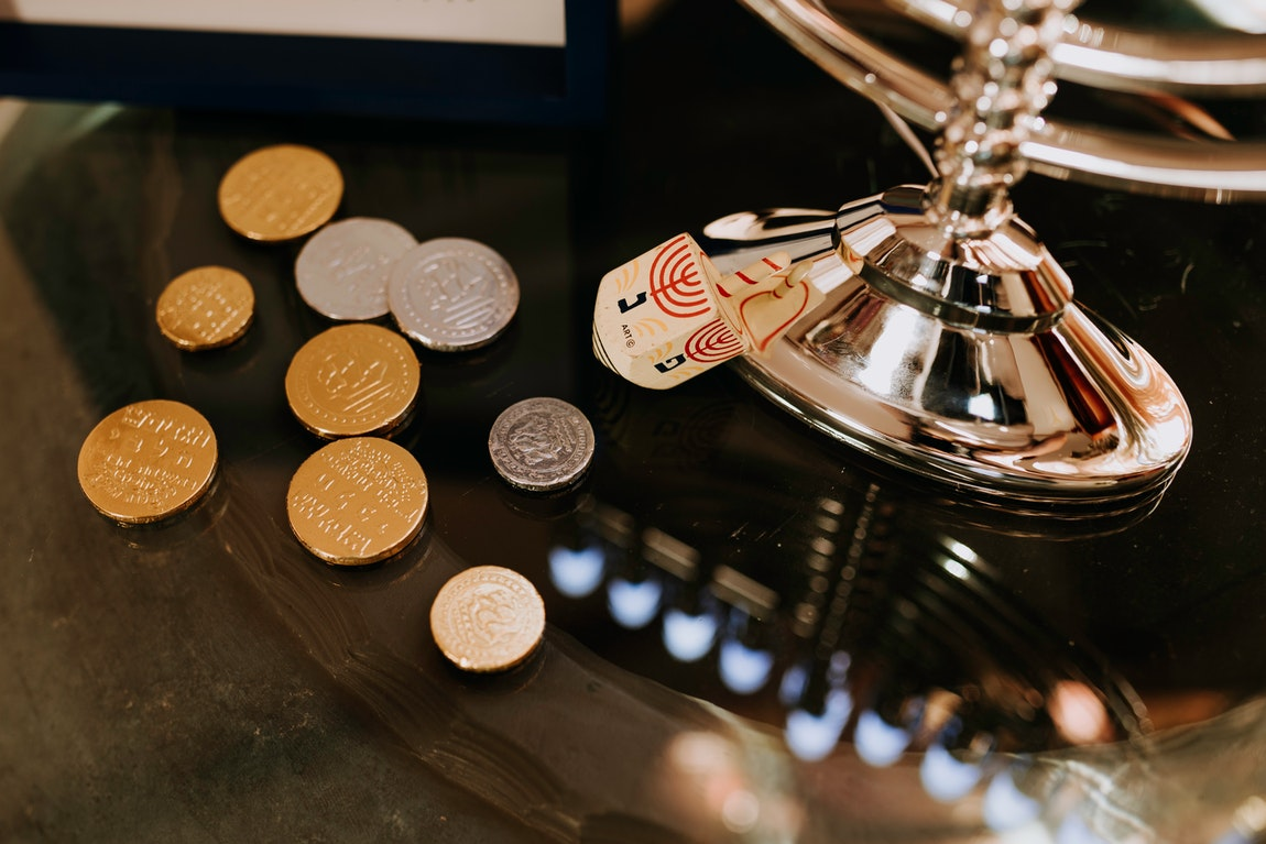 collection coin stylish