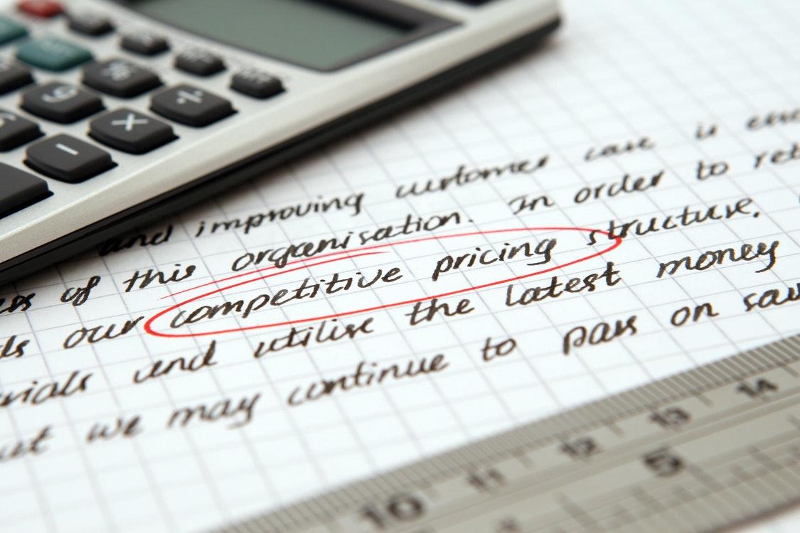 Calculator Strategy Business